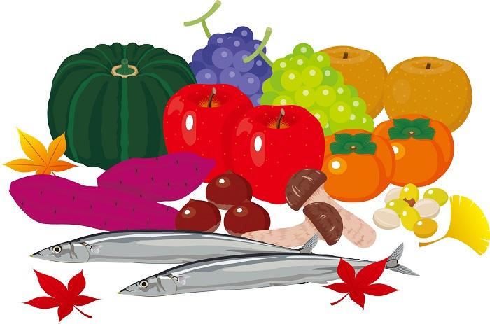 秋の食べ物といえば?秋が旬の食べ物をまとめてみました!