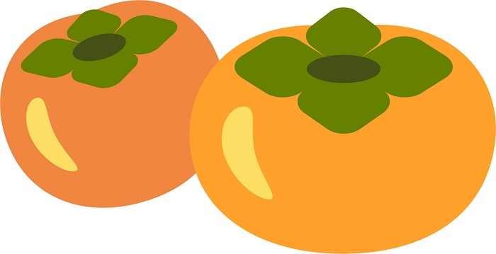 秋の食べ物ランキングNo.1 柿&梨