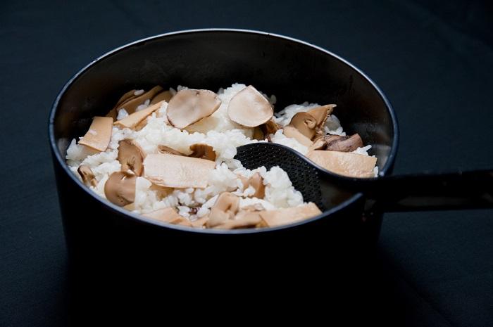 秋の食べ物ランキングNo.2 松茸