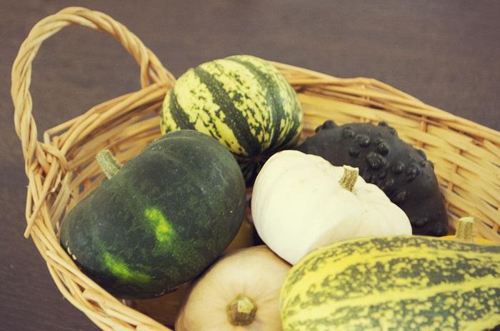 秋の食べ物ランキングNo.7 かぼちゃ