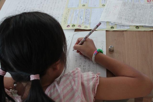 読書感想文の書き方!書き出しは? 小学生が読書感想文を書くコツとは??