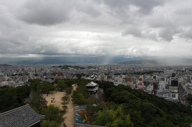愛媛県の松山城を満喫し尽くすためのオススメしたいポイント3つ