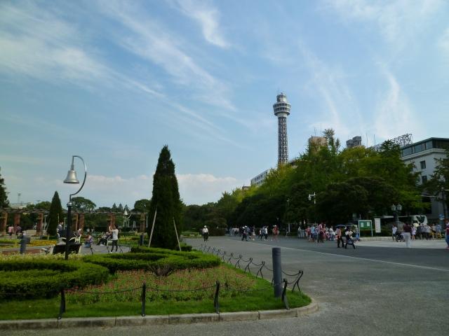 神奈川県おすすめ観光ランキングNo.4 山下公園