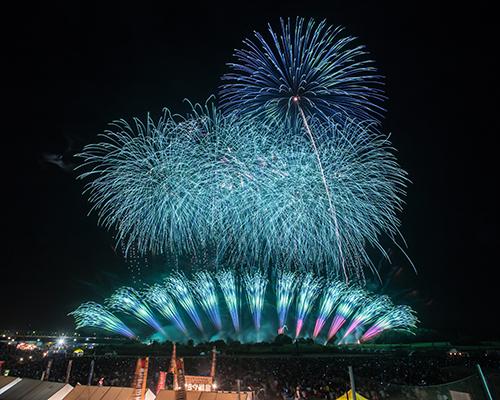 常総きぬ川花火大会の2017年の日程・時間は?花火穴場スポットも紹介!