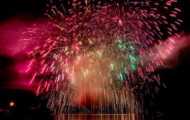 下田黒船祭の2018年の日程・時間は?花火穴場スポットも紹介!