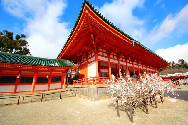 京都府おすすめ観光ランキングNo.2 平安神宮