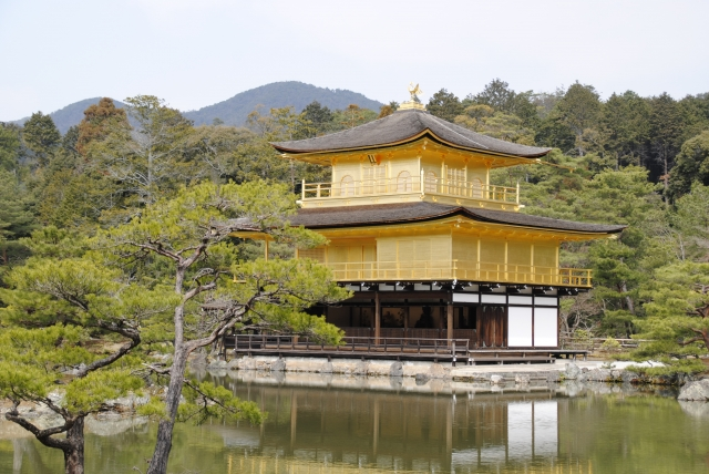 京都府おすすめ観光ランキングNo.6 金閣寺その他の寺