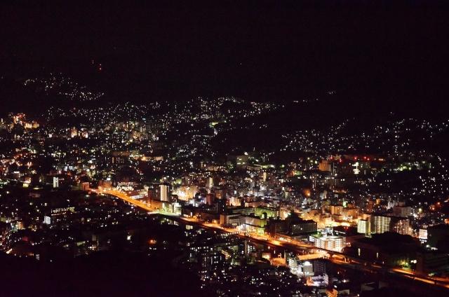 長崎100万ドルの夜景(世界新三大夜景)