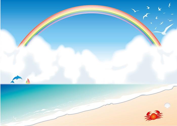 夏の行事・イベントNo.2 海水浴場