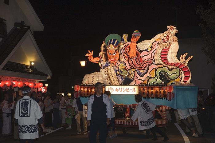 青森ねぶた祭の2017年の日程・時間は?おすすめスポットも紹介!