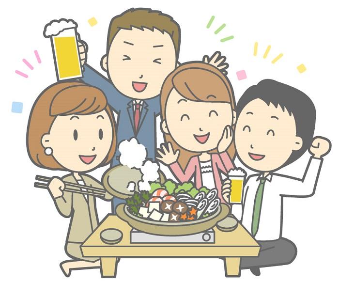 大晦日の過ごし方は?友人同士で楽しく年末年始を過ごすには!