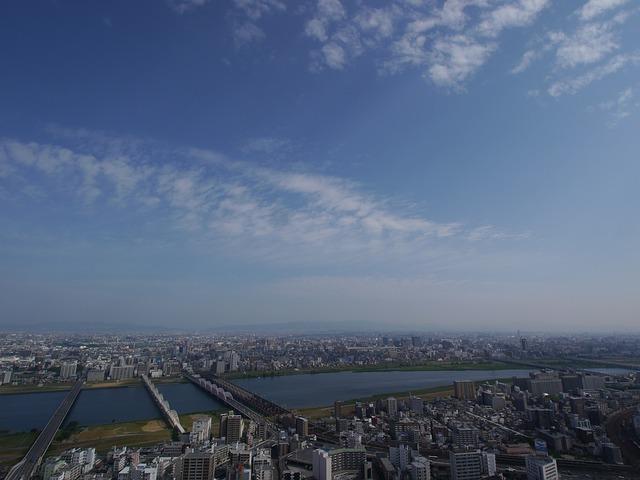 大阪府の淀川河川公園を満喫する魅力的なオススメポイント3つ