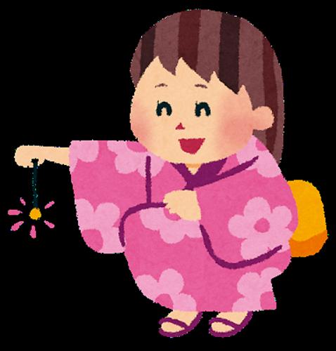 おもしろい花火!昔懐かしい変わり種の花火で大興奮!!
