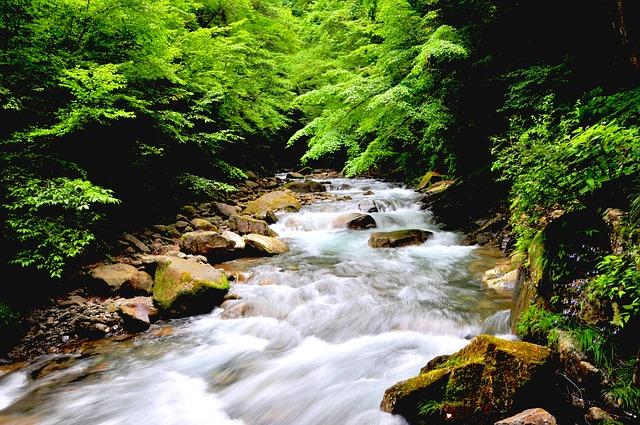広島県の三段峡を楽しく巡る注目の魅力的な3つのオススメポイント