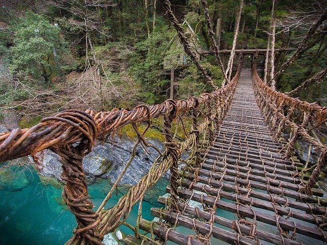 徳島県の祖谷ふれあい公園を満喫する3つのオススメポイント