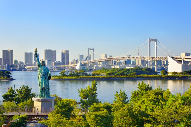 東京都おすすめ観光ランキング!定番から穴場まで厳選7選!