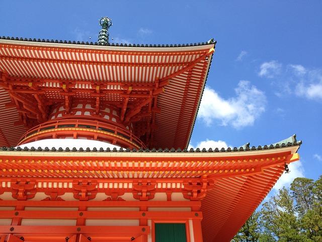 和歌山県の高野山を満喫するオススメしたい3つのポイント