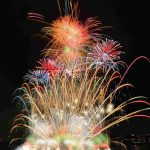 葛飾花火大会の2017年の日程・時間は?花火穴場スポットも紹介!