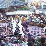 浅草神社 三社祭の2017年の日程・時間は?今年も全身刺青のやくざが参加か?