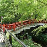 伊香保温泉 湯元「河鹿橋」の紅葉 2017年の見頃時期は?見どころも紹介!