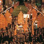 秋田竿燈(かんとう)まつり2017年の日程・時間は?おすすめスポットも紹介!
