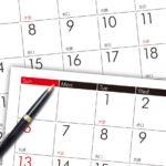1月~6月の食べ物にまつわる記念日をご紹介!記念日の由来は何?