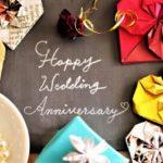 結婚記念日の種類をご紹介!それぞれの意味や由来とは?