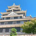 岡山県・岡山城を楽しく巡るオススメしたい3つの魅力的なポイント