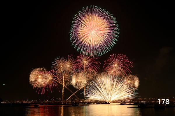 広島みなと夢花火大会の2017年の日程・時間は?花火穴場スポットも紹介!